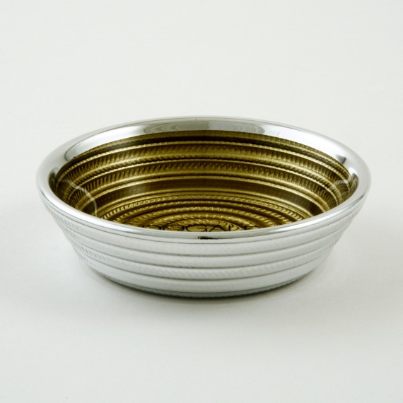 "Small ""Gold"" Bowl - iDogalini"
