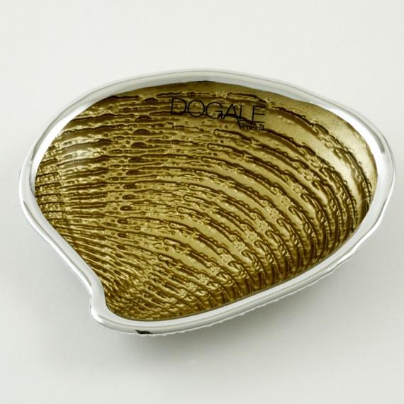 """Shell """"Gold"""" Plate - iDogalini"""