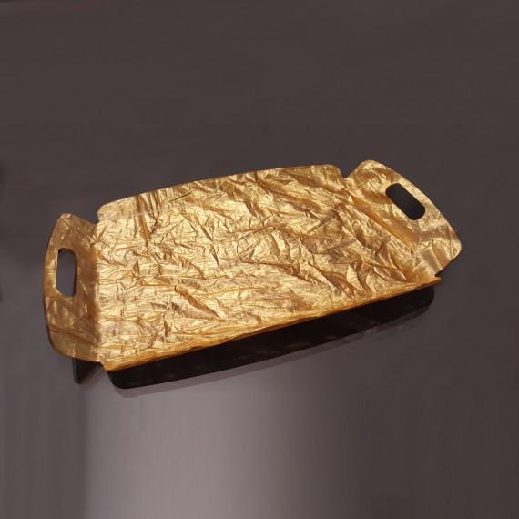 Tray - Gold
