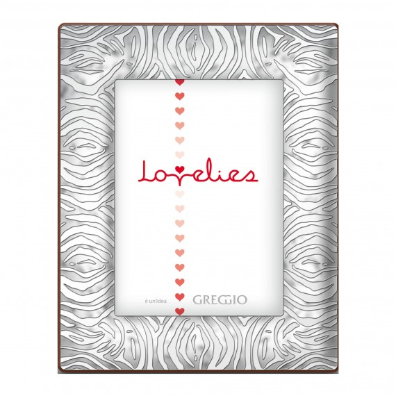 Lovelies Zebra Photo Frame - Rectangular
