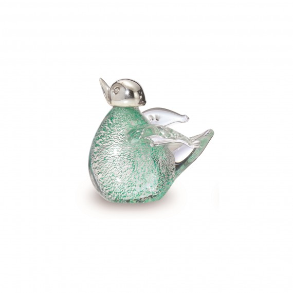 Duckling - Silver 925 & Murano glass