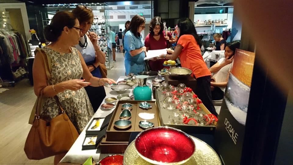 Tanglin Club Bazaar Event 2016