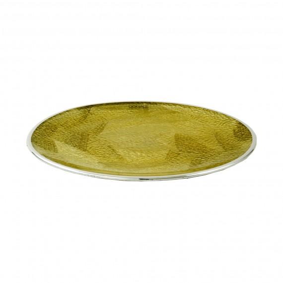 Seta Plate - Gold